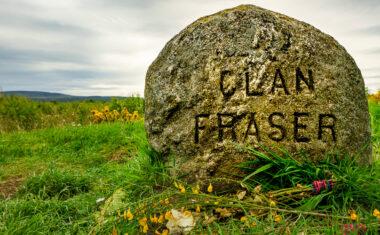 Clan Fraser Memorial, Culloden Battlefield