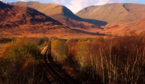 The West Highland Line to Oban