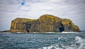 Fingal's Cave on Staffa Island