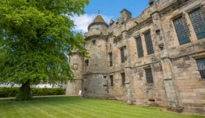 Falkland Palace, Kingdom of Fife