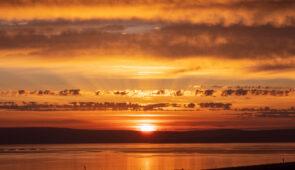 Orkney sunset