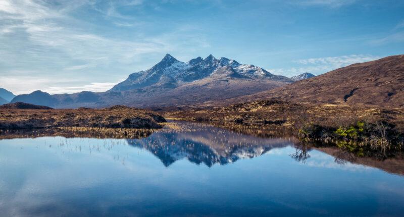 Cuillin Mountains, Isle of Skye