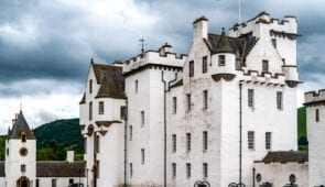 Blair Castle, Perthshire