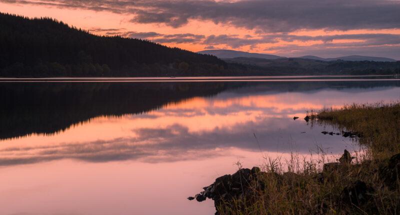 Loch Ken, Galloway Forest Park