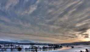 River Spey in winter
