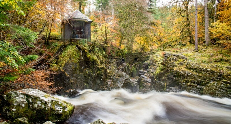 The Hermitage, Highland Perthshire