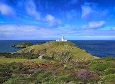 Strumble Head Lighthouse Pembrokeshire Coast Path