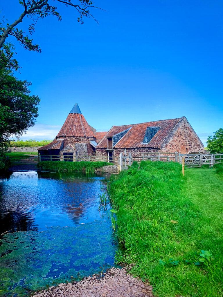 Preston Mill John Muir Way