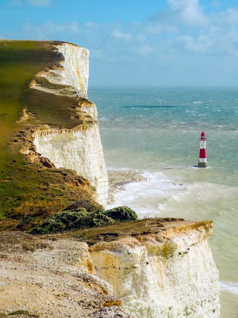 South Downs Way lighthouse