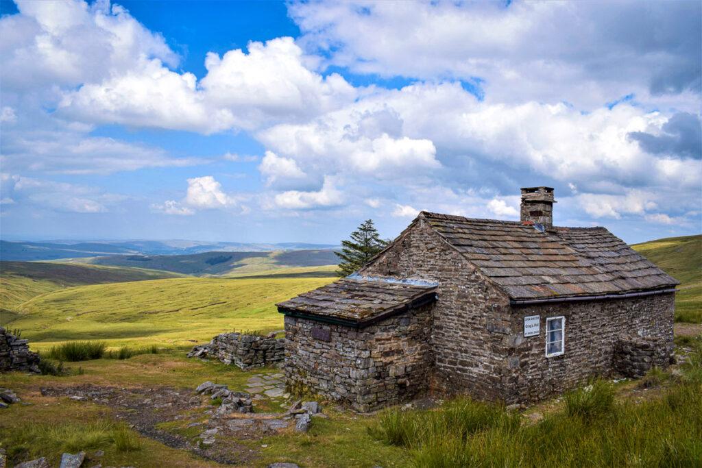 Greg's Hut Borthy. Pennine Way