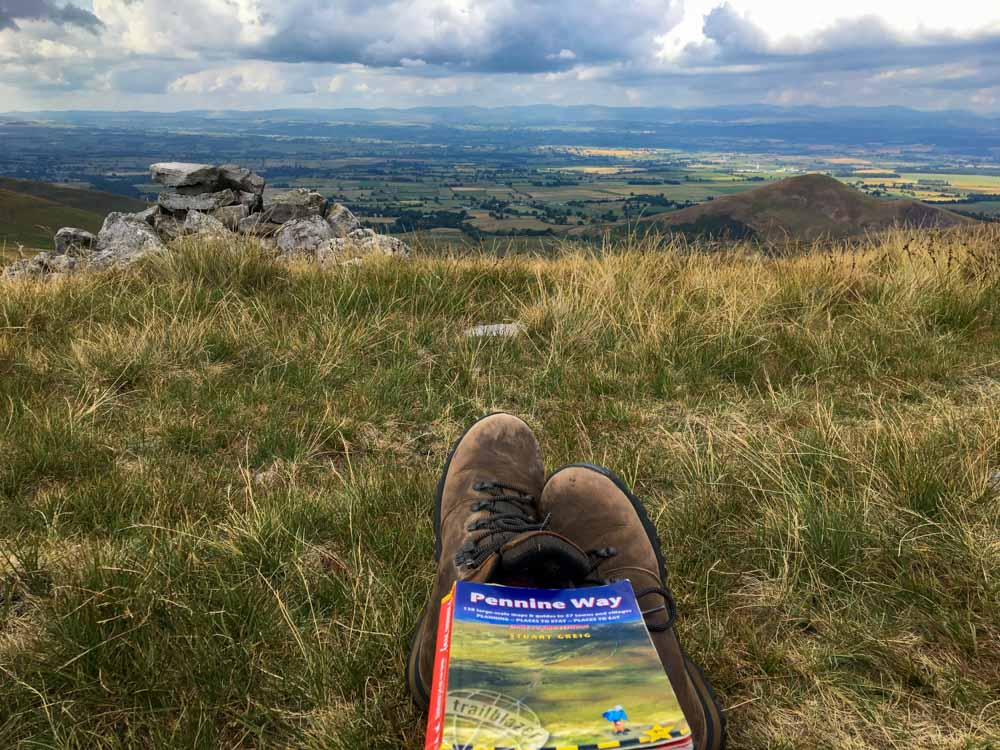 Guidebook on the Pennine Way