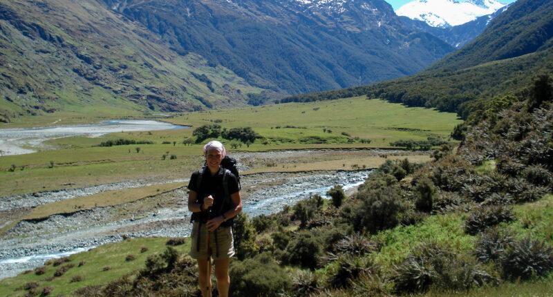 Sheila in New Zealand
