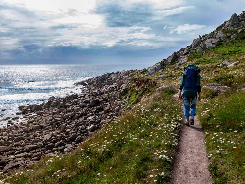 -Hiker-on-the-South-West-Coast-Path