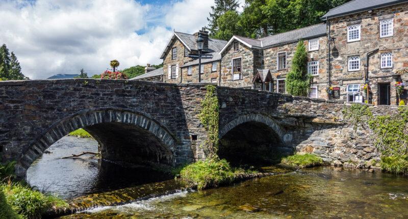 Beddgelert, Snowdonia National Park