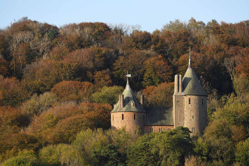 Castell Coch, Wales