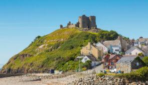 Criccieth Castle, Llyn Peninsula