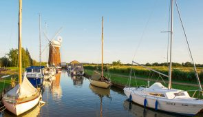 Horsey Mill, Norfolk Broads