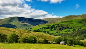 The Howgill Fells, Yorkshire Dales