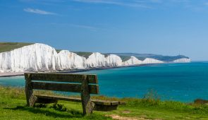 The Seven Sisters at Eastbourne