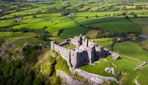 Carreg Cennen Castle, Brecon Beacons National Park