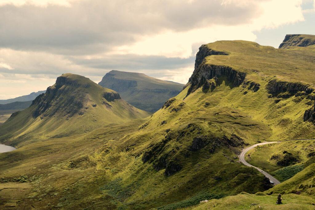 Isle of Skye scenery