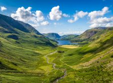 Scenery in the Lake District